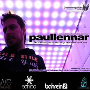 Bogota Deep Express (Paul Lennar@Golden Wings) InnerVisions Radio 09-05-12