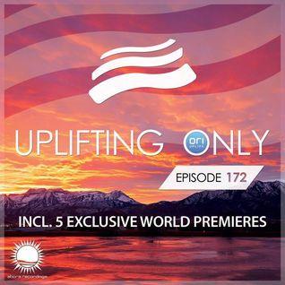 Ori Uplift - Uplifting Only 172 (May 26, 2016) [All Instrumental]