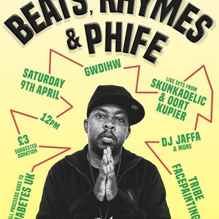 Live@Beats,Rhymes & Phife 9/4/16