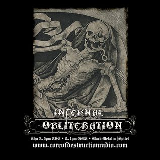 Infernal Obliteration Episode 102, 21-May-2015 @ Core of Destruction Radio