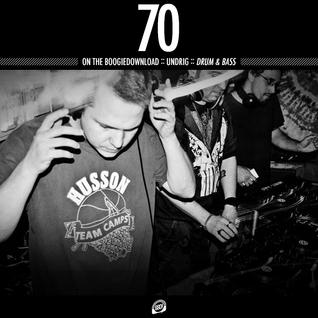 Beantown Boogiedown Podcast 070: Undrig (Drum & Bass/Jungle)