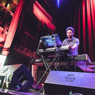 Taylor McFerrin & Marcus Gilmore (Live From The Brass And Crimson) - 6th October 2016