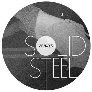 Solid Steel Radio Show 26/6/2015 Hour 1 - U