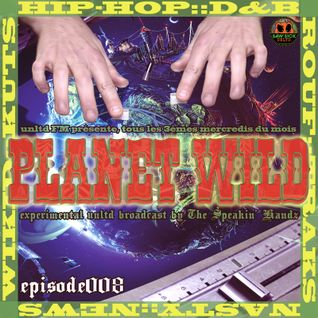 PlanetWild EP008 special sick scratches