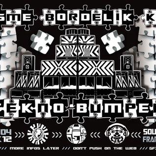 PANO BORDELIK ( mix dark drum) @ TEKNO BUMPER 07.04.2012