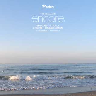 encore 54 july 2015 on the beach
