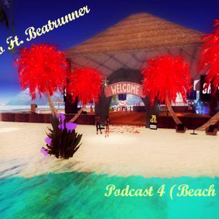 Dj Legistino Ft. Beatrunner Podcast 4 (Beach Sensations)
