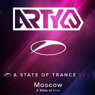 Arty - Live at Expocenter in Moscow, Russia (ASOT 550) (07.03.2012)