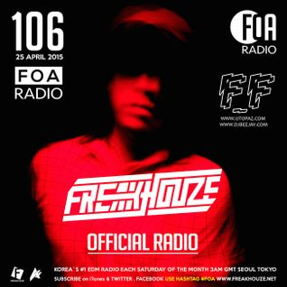 Freakhouze On Air 106 Guestmix / F_F