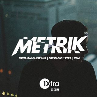 Metrik (Hospital Records, Viper Rec.) @ Sixty Minutes of Hospital Records, BBC 1Xtra (22.09.2014)