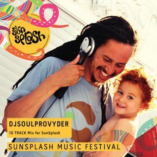 DJSOULPROVYDER - 10 Track SunSplash Taster Mix