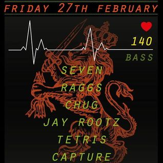 RAGGS - SUB PULSE 27 FEB - PROMO MIX