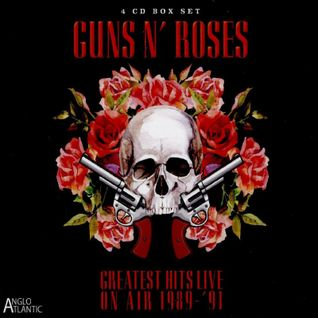 Guns N' Roses - Greatest Hits Live On Air 1989-'91 (2016)