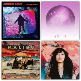Four New Albums For Your New Year