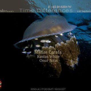 Juan Sando - Time Differences 093 [sept 1st 2013] on Tm-radio.com