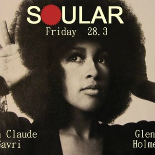 Soular Presents Jean Claude Gavri : Absoutely Live - Full 4.5 Hour Set - Vinyl Only - 28.3.14