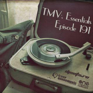 TMV's Essentials - Episode 191 (2012-09-10)