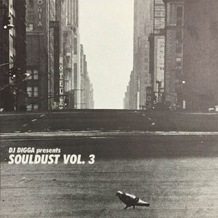 Souldust vol. 3 by DJ Digga (2015)
