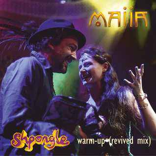 Maiia - Shpongle Warm-up at Glavclub, Moscow 2014 (Revived Mix)