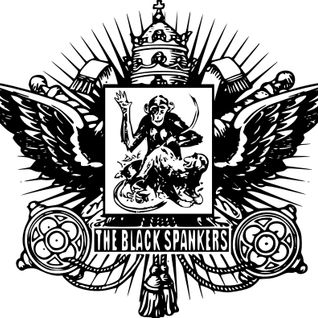 "THE BLACK SPANKERS ""INSANE"""