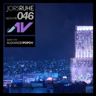 JorsRuhe 046 (Guest-mix Alexander Popov)