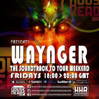 21.10.2016 Waynger - HouseHeadsRadio