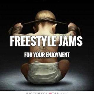 Freestyle Jams -- DJ Carlos C4 Ramos