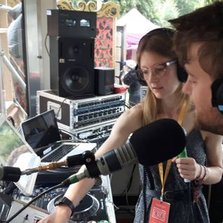 Green Man's Early Breakfast with Bill and Katie - Green Man Radio 2016