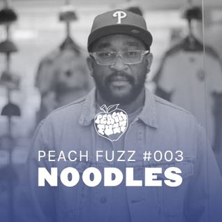 Peach Fuzz #003 - Noodles (Groove Chronicles)