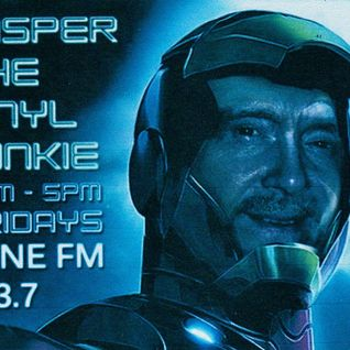 Jasper The Vinyl Junkie / The Vinyl Junkie Show (20/02/2015) On Kane Fm 103.7 & www.kanefm.com
