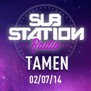 ● TAMEN ( Jungle Jungle ) ● Set + entrevista en Substation Radio On Line ● Julio 2014