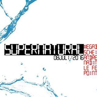 Scheibosan B2B Andreas Weisz @ Supernatural @ Himmel & Wasser 080716