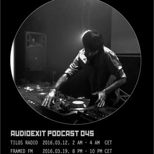 Audioexit Podcast045 - Michael Miller