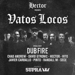 Dubfire B2B Hector - live at Vatos Locos, Canibal Royal (The BPM 2016, Mexico) - 17-Jan-2016