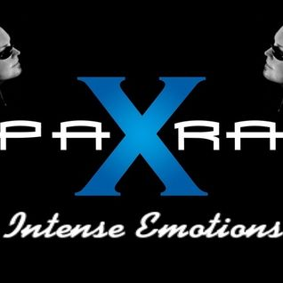 Para X - Intense Emotions_August 2011