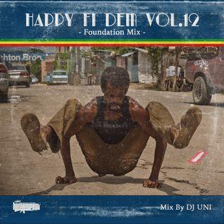 "HAPPY FI DEM vol.12 ""sample"""