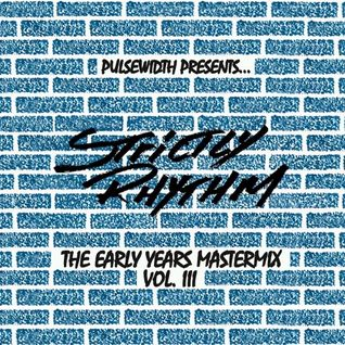 Strictly Rhythm: The Early Years Mastermix Vol. III