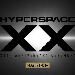 Jay Lumen - Live @ Hyperspace, 20th Anniversary Ceremony (Hungary) - 23.04.2016