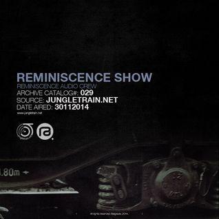 Reminiscence Show 30112014 @ Jungletrain.net