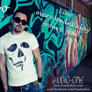 "Bimbo live on ""Audio One"" radio 14.12.2011"