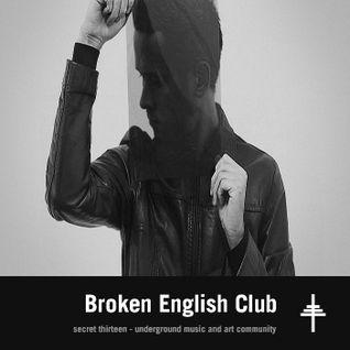 Broken English Club - Secret Thirteen Mix 180