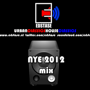 Edstase - NYE 2012 mix