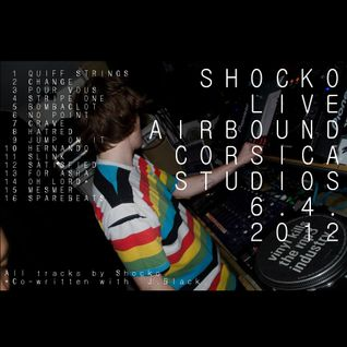 Live From Airbound Corsica Studios 6.4.12
