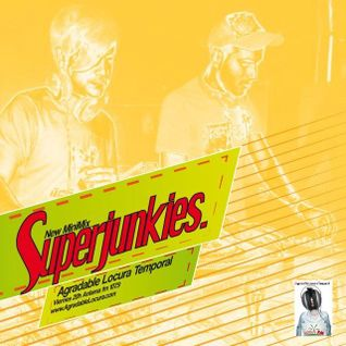 Minimix_Superjunkies @ Agradable_Locura_Temporal_NOVEMBER_2011