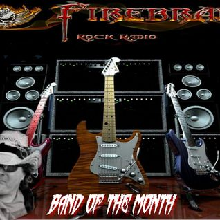 Firebrand Band Of The Month Show SIXPOUNDER 's FILIP SALAPA with Phil Schofield