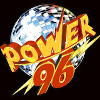 Power 96 Miami - July 1995 (A1)  Power96 Power Mix - DJ Phil Jones