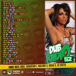 DJ R DUB L Present's DUB RADIO 52 [For Promotional Use Only]