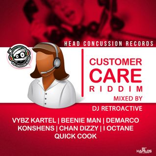 Customer Care Riddim Mix [Rvssian/HCR] June 2015