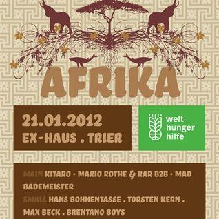 Feiern für Afrika @ Exhaus Trier 21.01.2012
