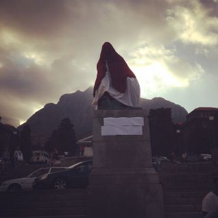 UCTRadio Exclusive: SRC President on why he and others covered up the Rhodes Statue